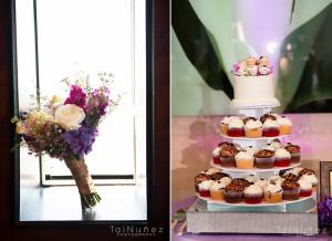 Vicki + Mike - Hotel Duval Tallahassee Wedding