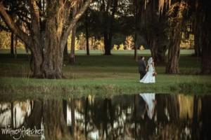 Ashley + Seth - Retreat at Bradley's Pond Tallahassee Wedding